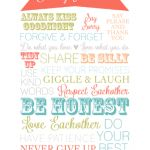 Family Promises Print by Little Moo Boutique