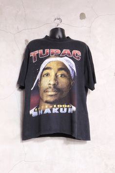 Tupac Shakur Against All Odds Makaveli vintage by imtryingtofocus