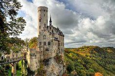Hohenzollern Castle History | lichtenstein castle germany the picturesque lichtenstein castle ...