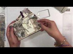 Center fold Tag kort