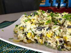 Nieuwe recept: Smeuïge enchilada rijst