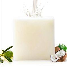 100g Handmade Goat Milk Honey Soap Allergy Repair Shrink Pores anti Acne Oil Soap Cold Process Bar Soap for Sensitive Skin