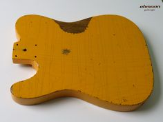 Ehmann Guitarages, Guitar, Aged, Vintage, Custom, Gitarre, Body, Korpus