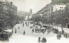 Plaza Nueva, 1901