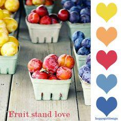 color board by happygirldesign http://www.happygirldesign.com