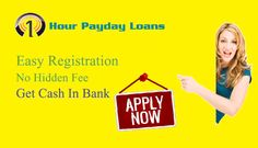 Important Details To Know Before Choosing 1 Hour Payday Loans!