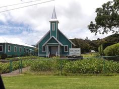 Church in Waimea