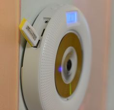Aliexpress.com : Buy Free Shipping Gift usb tf mp3 radio wall mounted cd machine audio remote control decoration speaker on Feline Fan's store. $107.29