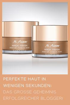M Asam Magic Finish Make-Up - premiumshopping. Make Up Mousse, It Is Finished, Magic, How To Make, Foundation, Top