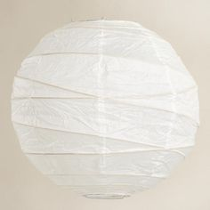 Hang them in the reception tent with the LED battery powered thing and hang by Bright colors of ribbon Maru Round White Paper Lantern Cheap Lanterns, White Paper Lanterns, White Night Lights, Bohemian Room, Disney Rooms, Asian Home Decor, Office Makeover, Diffused Light, Oktoberfest