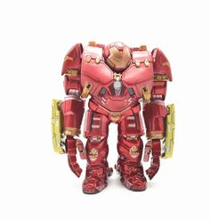 29.02$  Buy here - http://aimlq.worlditems.win/all/product.php?id=32612864864 - 1pcs/set Ironman Ultron Avengers2 Hulkbuster Marvel Figures Q MK44 PVC 17cm Magic Animation Minifigures Collection Globos