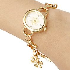 Women's+Simple+Round+Dial+Alloy+Band+Quartz+Analog+Bracelet+Watch+Cool+Watches+Unique+Watches+Strap+Watch+–+INR+Rs+1,151