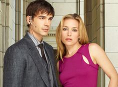 Auggie and Annie (covert affairs)