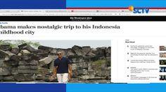 Liburan presiden Amerika Serikat ke-44 Barack Obama ke Bali, Yogyakarta, dan Jakarta diharapkan bisa memberikan pesan positif bagi pariwisata Indonesia. #Liputan6SCTV
