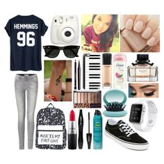 Everything You're Not by qwerty-16-polyvore