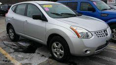 2008 Nissan Rogue, 61,906 miles, $12,995.