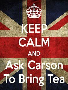 Everybody needs a Carson