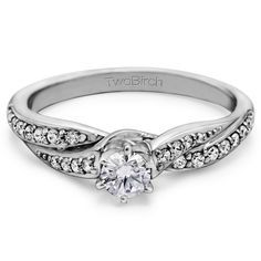 Infinity Wave Promise Ring - This is the one...