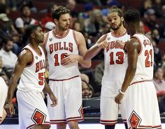 With same core Chicago Bulls hope new voice is difference