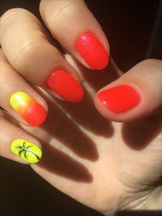 #Summer #nails #nailart