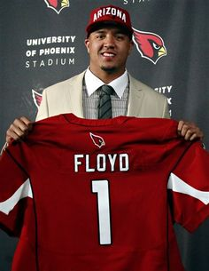 MiCHaeL FloYd...WelCoMe To THe ARiZoNa CaRdiNaLs!!!