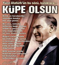 Mustafa Kemal Atatürk Republic Of Turkey, Turkish Army, The Turk, Great Leaders, World Peace, Good Life Quotes, Meaningful Quotes, My Hero, Twitter Sign Up