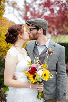 A Beautiful Mixed Palette Wedding shot by Mathy Shoots People