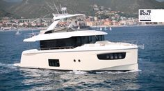 [ENG] ABSOLUTE NAVETTA 52 - 4k Resolution - The Boat Show