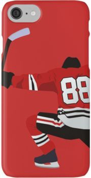 Patrick Kane Celebration Art iPhone 7 Cases