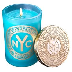 Bond No. 9 New York Eau De New York/6.4Oz ($105) ❤ liked on Polyvore featuring beauty products, fragrance, candles, gifts, undefined, bond no 9 perfume, bond no 9 fragrances and bond no. 9