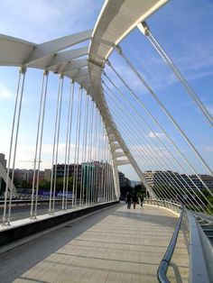 Bridge Calatrava Architecture #SantiagoCalatravaArchitecture Pinned by www.modlar.com