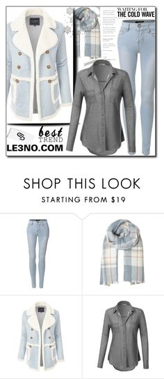 """LE3NO Clothing 8."" by emina136 ❤ liked on Polyvore featuring LE3NO, le3no and le3noclothing"