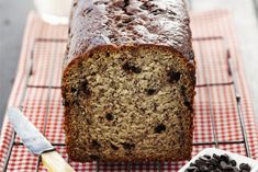 This recipe is a classic mix...peanut butter, chocolate and banana. Greek yogurt adds moisture and flavour, all baked to perfection in a perfect banana bread recipe.  What could be better?