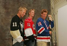 Jordan, Eric, & Marc Staal. I'll take any one of them.