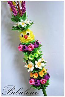 Stylowi.pl - Odkrywaj, kolekcjonuj, inspiruj Egg Crafts, Paper Flowers, Holiday Cards, Bouquet, Easter, Ornaments, Gifts, Gave, Festivals
