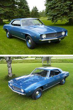 rarest-american-cars-1969-chevy-camaro-zl-1