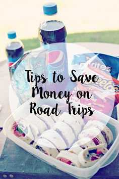 """Tips to Save Money on Road Trips (Ham Roll-Up Recipe) #RoadTripHacks #Albertsons [ad] (Psssttt... enter the """"The Best Road Trip Ever"""" sweepstakes!)"""
