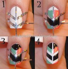 Cute DIY Nails Desighns Have To Try Out