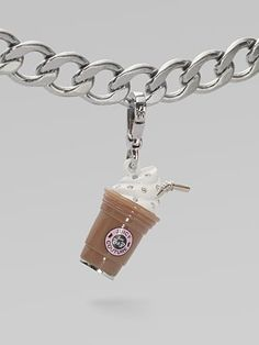 Juicy Couture Frappé Charm for my mom.... Gotta find this!!!