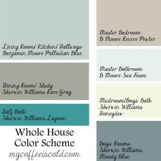 Best Decor Hacks : Whole house color scheme- making all the rooms flow https://veritymag.com/best-decor-hacks-whole-house-color-scheme-making-all-the-rooms-flow/