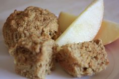 Apple muffins  wholegrain with spelt, low sugar - could possibly add in more things to lower GI?
