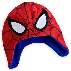 Spider-Man Knit Hat for Boys - Personalizable