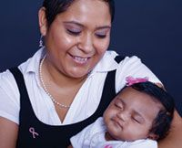 Roxanne Martinez shares her #breastcancer story, Fighting for Two, in Coping with Cancer Magazine, Jan/Feb 2012.
