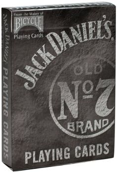 c5e902657a Jack Daniels Playing Cards (pictures may very) Bicycle
