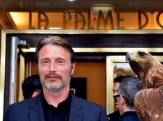 mads mikkelsen in Cannes, May 2014