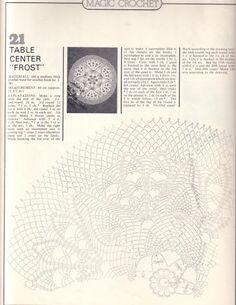 Magic Crochet nº 05 - Edivana - Álbumes web de Picasa
