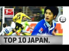 Top 10 Japanese Players - YouTube