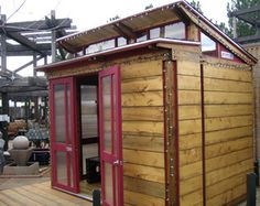 1000 images about clerestory shed on pinterest sheds for Clerestory style shed plans