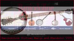 Virtual Banjo VST: Salty Dog Blues - Syntheway Banjodoline Virtual Banjo and Mandolin VSTi  #Syntheway #Virtual #Banjo #Mandolin #Banjodoline #Mandoline #Banjolin #Banjourine #Mandolone #Mandocello #Mandobass #AltMandolin #Mandolino #Cumbus #OctaveMandolin #Golk #CountryMusic #Bluegrass #AppalachianMusic #Mandola #OctaveMandola #Lute #ElectricMandolin #ElectricBanjo #Tremolo #VSTi #VST #MIDI #Bouzouki #Balalaika #FLStudio #VirtualBanjo #VirtualMandolin #BanjoVST #MandolinVST #LogicProX