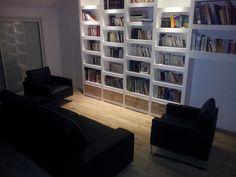 creation bibliotheque meuble en placoplatre placo platre pinterest. Black Bedroom Furniture Sets. Home Design Ideas